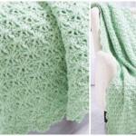 Crochet Flirty Afghan