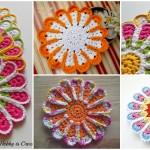Crochet Chrysanthemum Video Tutorial