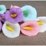 Crochet A Calla Lily