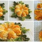 Crochet Beautiful Daisy – Tutorial