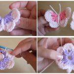 Crochet Lovely Butterfly