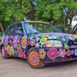 Creative & Funny Car Covers +7 Pictures
