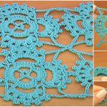 How To Crochet Square Motifs – Video Tutorial