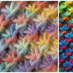 Crochet Bird Of Paradise Stitch