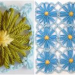 How To Crochet Flower Looms