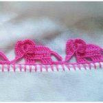 How To Crochet Elephant Edging