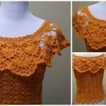 Crochet Woven Blouse – Video Tutorial