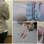 T-shirt Braiding DIY