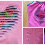 How To Sew Chenille Effect Tutorial