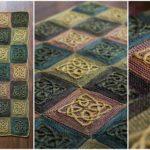 Knit Iona Blanket