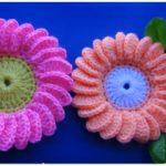 Crochet Pretty Daisy