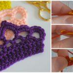 Crochet Royal Crown