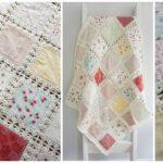 High Tea Crochet Fusion Quilt Tutorial
