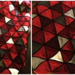 Triangle Afghan Pattern