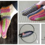 Knit Undecided Slippers