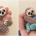 Crochet Cutest Sloth
