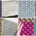 18 Easy Knitting Stitches You Can Use for Any Project