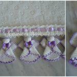 Crochet Angel Edging