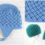 Celtic Dream Earflap and Beanie Pattern
