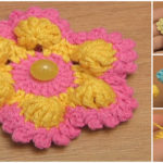 Pretty Flower With Petals VIDEO Tutorial