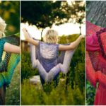 Embossed Crochet Vest CAL