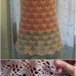 Crochet lovely summer Blouse