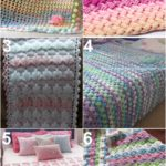 Crochet 6 Most beautiful Blankets