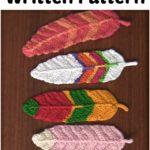 Crochet Feather