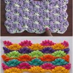 Stitch With Popcorn Edges