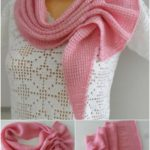 Crochet Most Beautiful Scarf