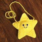 Crochet Star Purse