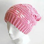 Crochet Dragonfly Hat