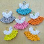 Crochet Tiny Cute Dresses