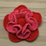 Crochet Decorative Flower