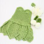 Crochet Tinkerbell Dress