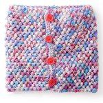 Crochet Kid Cowl