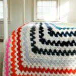 Crochet Giant Granny Blanket