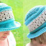 Amazing Grace Summer Hat