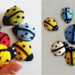 Crochet Ladybugs
