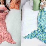 Crochet Mermaid Snuggle