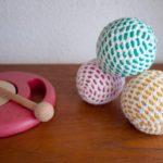 Crochet Noise Maker Balls