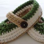 Crochet Slapper Slippers