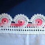 Crochet Swirled Border