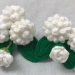 Crochet Thai Jasmine