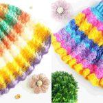 Crochet pretty Skirt for Cute Girl