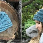 Knit Colorado Chick Beanie
