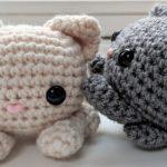 Crochet cutest Kitty Cat
