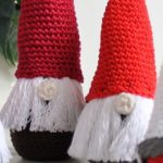 Crochet Scandinavian Christmas Gnome