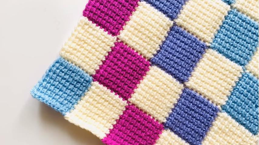 """Resultado de imagem para Interlaced Stitch Crochet"""""""