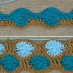 Crochet Snail Stitch